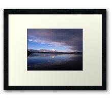 Lewisham Beach, Tasmania Framed Print
