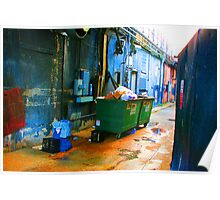 Garbage Alley Poster