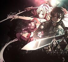 Sword Art Online Ultimate Art ! [UltraHD] by jeaneartiste