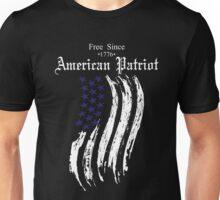 Free Since 1776 – American Patriot Unisex T-Shirt