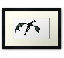 Dragon Ultimate Art ! Framed Print