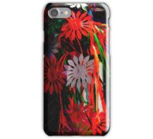 Flower art iPhone Case/Skin