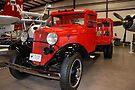 1934 Ford V8 Stakebody Truck by John Schneider