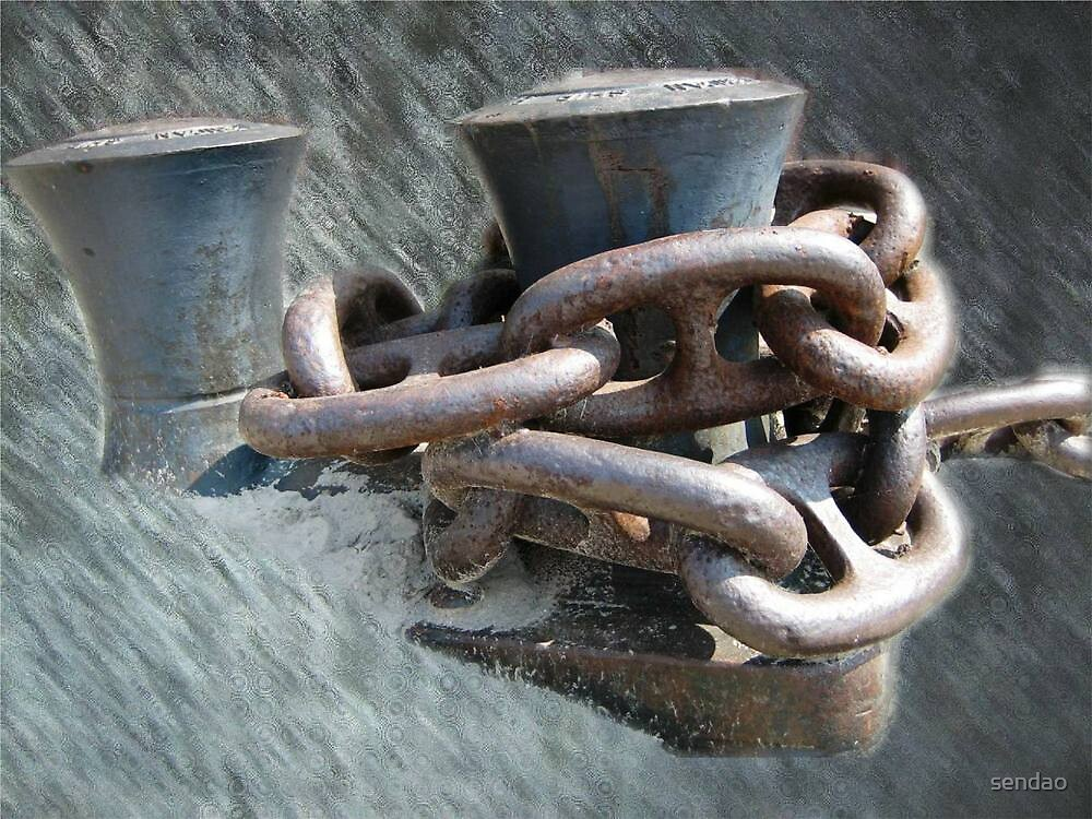 The old chain!... by sendao