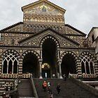 `il Duomo, Amalfi by Deb Gibbons