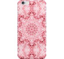 """Spirit of India: Fleur-SnowFlake"" in rose iPhone Case/Skin"