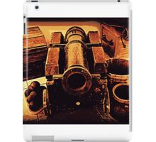 Balls and Cannon iPad Case/Skin