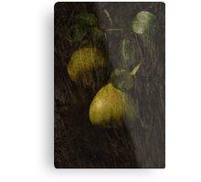 Perfect Pears Metal Print