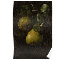 Perfect Pears Poster