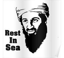 R.I.S. Bin Laden Poster