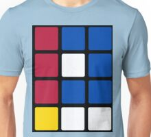 Mixed Up Cube - Rubiks Unisex T-Shirt