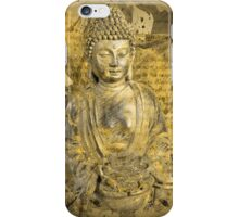 Buddha The Noble Truths iPhone Case/Skin