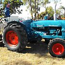 Fordson Major by Matthew Sims