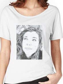 That Hopeful Look Women's Relaxed Fit T-Shirt
