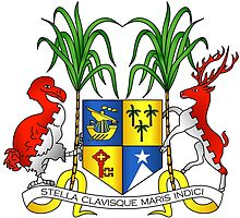 Coat of Arms of Mauritius by abbeyz71