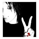 Peace by iamelmana
