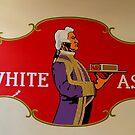 """""""Ashes to ashes""""  vintage wall adverb  by patjila"""