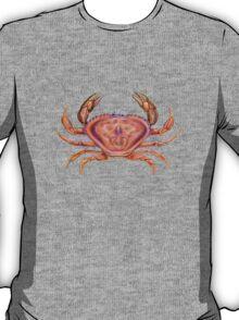 Dungeness Crab (Metacarcinus magister) T-Shirt