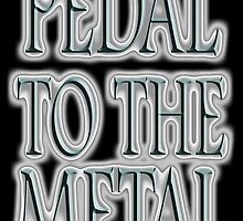 Pedal to the Metal, on BLACK, Cars, Speed, Motoring, Racing, Formula 1 by TOM HILL - Designer