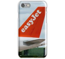 Easyjet Airlines Airbus A320 tail livery iPhone Case/Skin