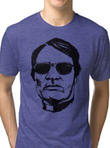 """Jim Jones""  Tri-blend T-Shirt"