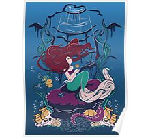 A Mermaid's Wish Poster