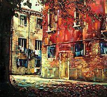 31-01-2010 Un Giorno Solitario di Venezia (Original) by BuaS