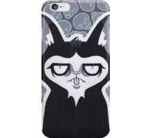 He's Doing That Face Again iPhone Case/Skin
