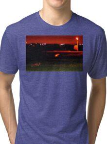 Feeling Foxy Tri-blend T-Shirt