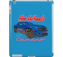 Hot Wheels Camaro T-Shirt is Fine iPad Case/Skin