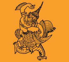 Garuda by Thaitee