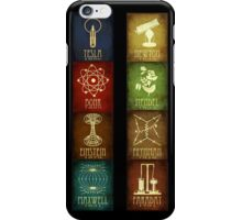 Science Banner iPhone Case/Skin