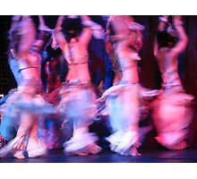 Dance crescendo Photographic Print