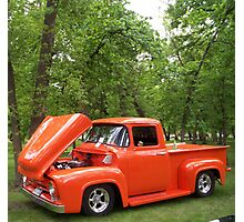 1950's Ford Pickup Photographic Print
