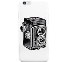 Rolleicord Twin Reflex Camera iPhone Case/Skin