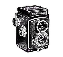 Rolleicord Twin Reflex Camera by GlesgaGeek