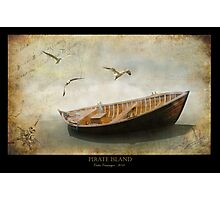 Pirate Island Photographic Print