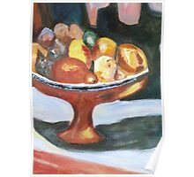 A Bowl Of Passion Poster
