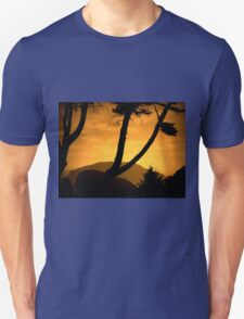 creating my own sunset Unisex T-Shirt
