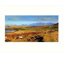 Kerry Landscape Art Print