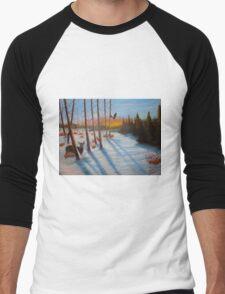 Winter Haven Men's Baseball ¾ T-Shirt