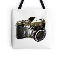 Nikon F SLR Camera Tote Bag
