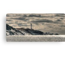 Ominous Lighthouse Canvas Print
