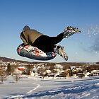 Flying High by Mark Van Scyoc