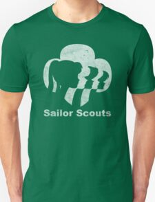 Sailor Scouts  Unisex T-Shirt