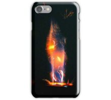 Flame Creation iPhone Case/Skin