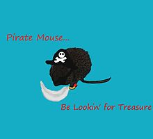 Pirate Mouse by PippaBothwell