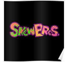 SnowBros. Poster
