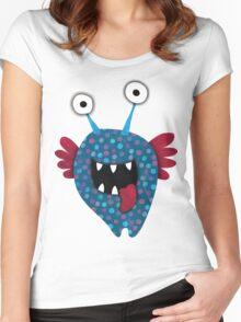Blue Angel T-shirt Women's Fitted Scoop T-Shirt