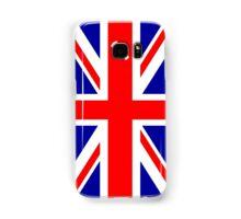 Mod British Union Jack by 'Chillee Wilson'  Samsung Galaxy Case/Skin